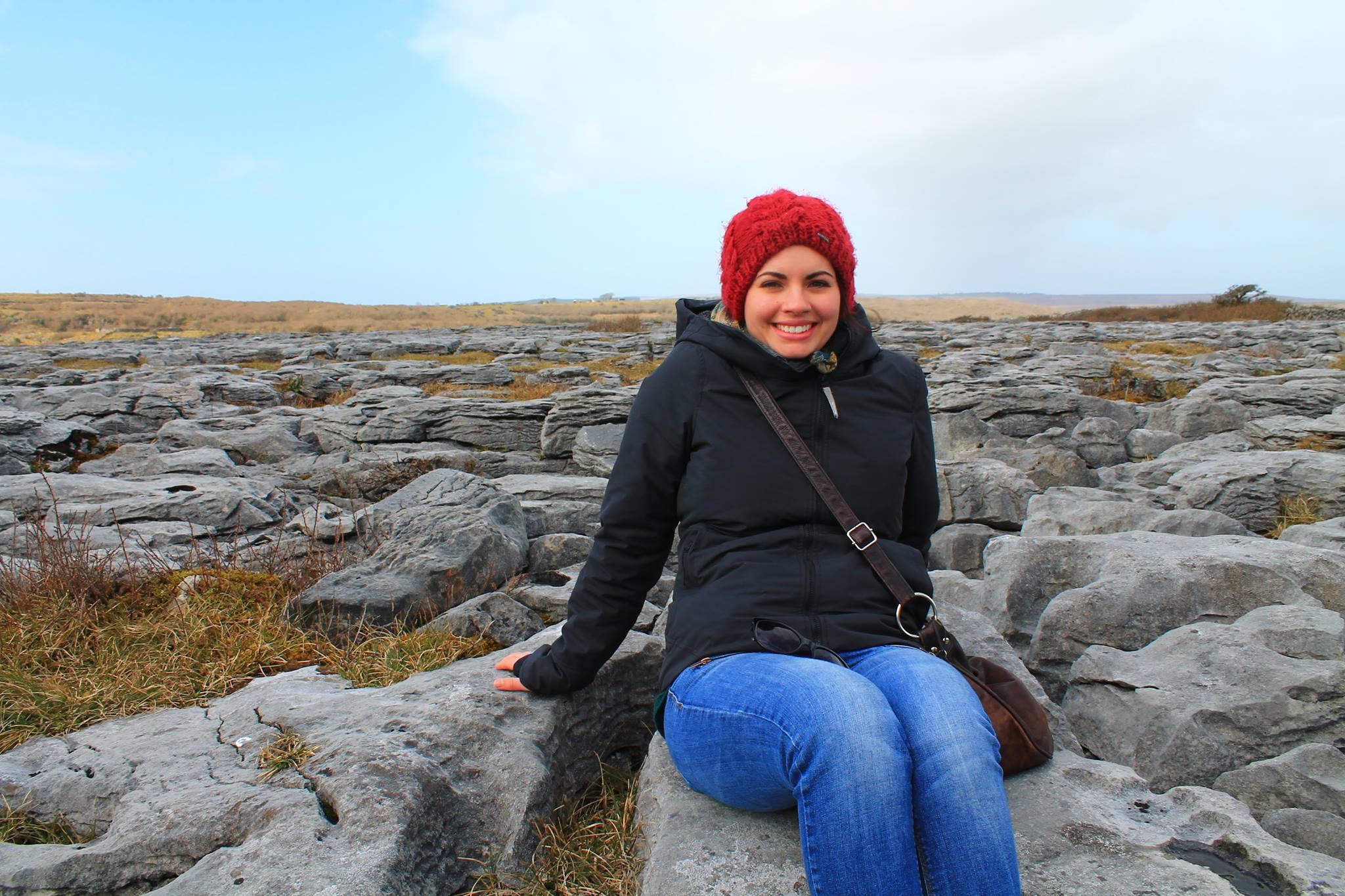 Anne Heckmann – Irland