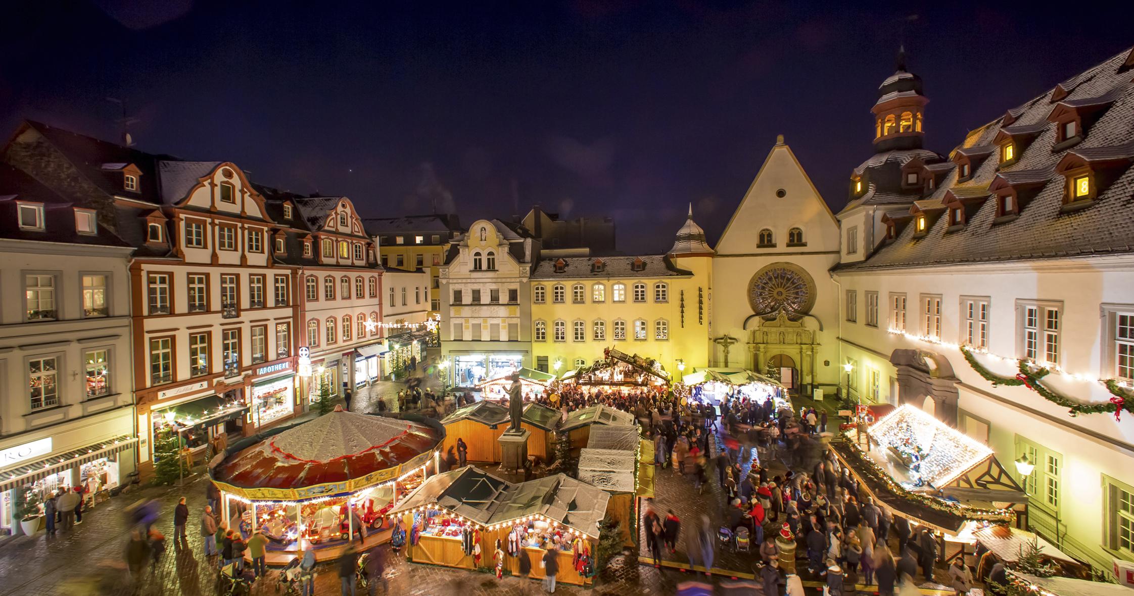 Waldweihnachtsmarkt Pfalz