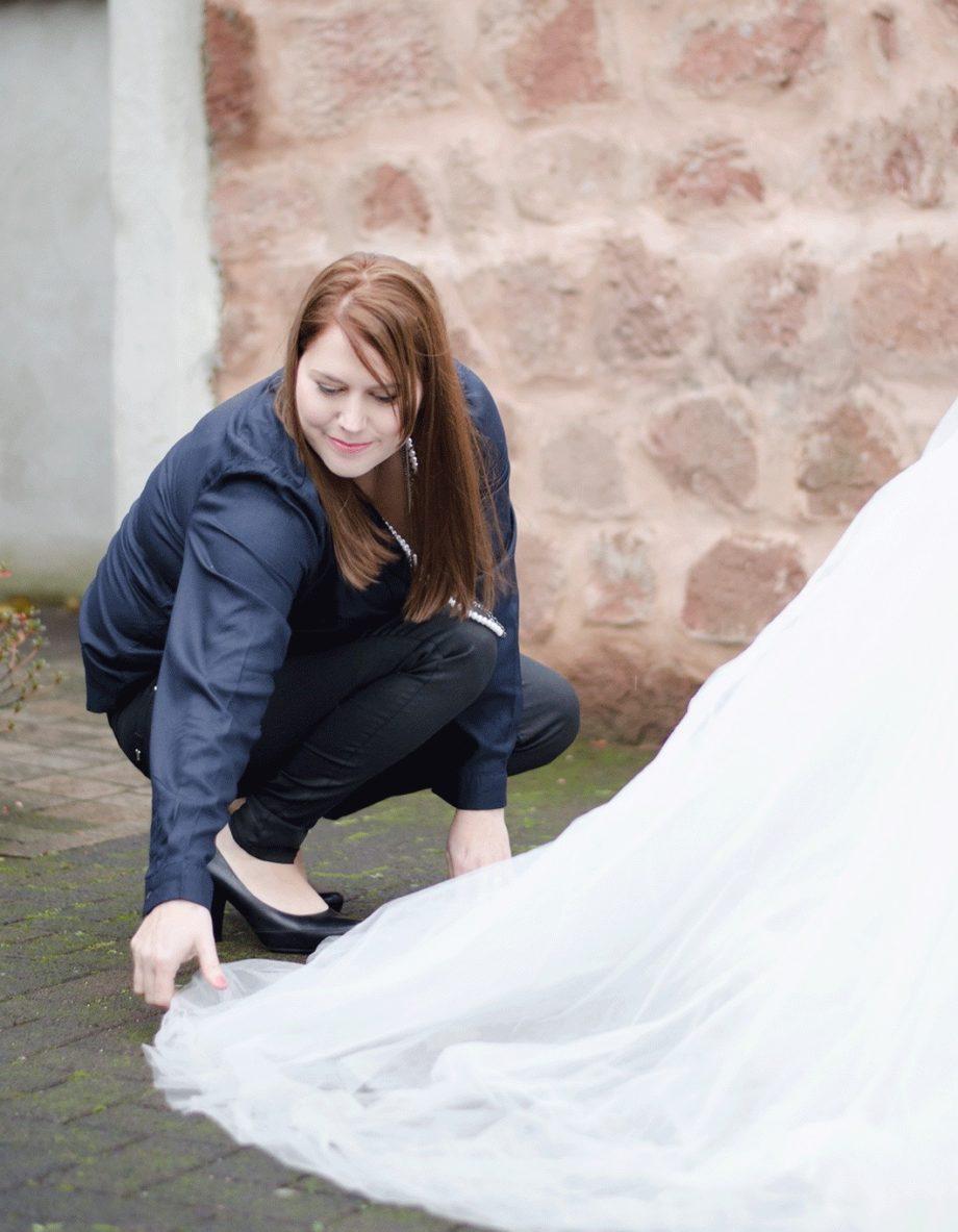 Traumberuf Hochzeitsplanerin?