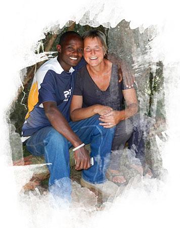 Tatjana Reis und Vision Tansania e.V.